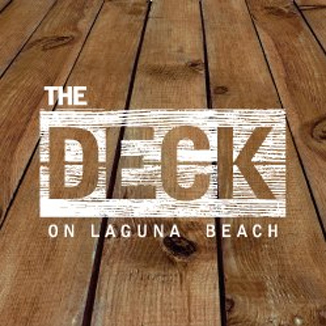 Deck The On Laguna Beach
