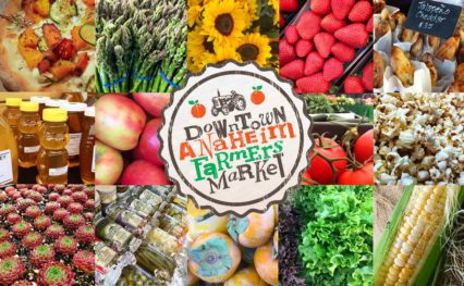 Downtown Anaheim Farmer's Market @ Downtown Anaheim | Anaheim | California | United States
