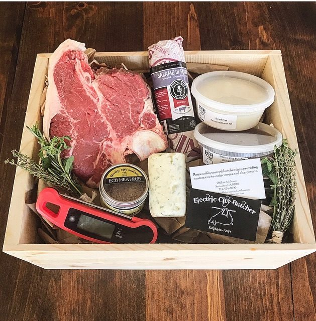 Electric City Butcher Box