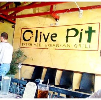 olive pit grill