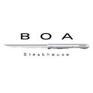 Boa Steakhouse - Santa Monica Logo