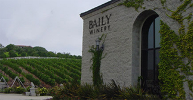 Baily Vineyard and Winery – Temecula