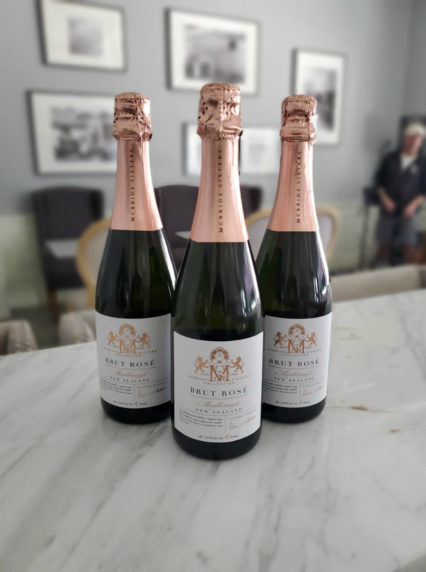 Colony Wine Merchant Brut Rose Brunch