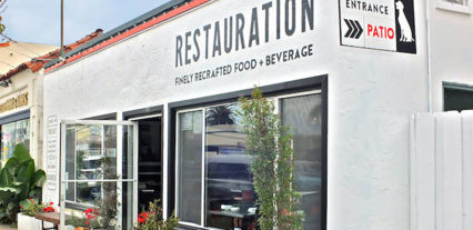 Make Date Night Right @ Restauration - Long Beach