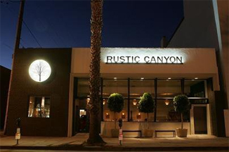 Rustic Canyon Wine Bar & Seasonal Kitchen - Santa Monica Logo