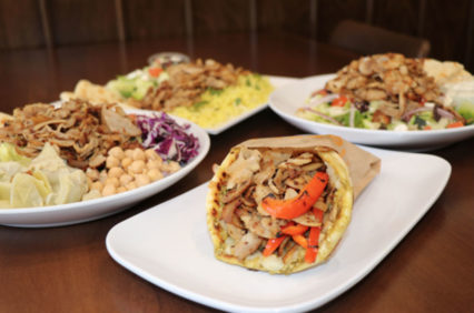 New Limited-Time Pita Melt @ Daphne's – Irvine