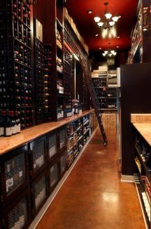 Restaurant and Winery Bar
