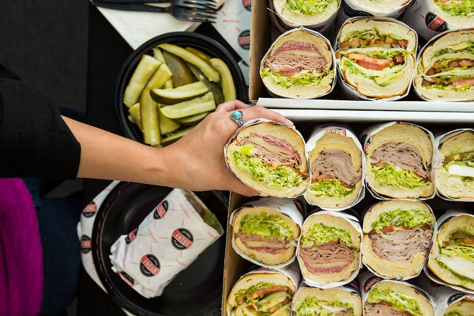 Bronx Sandwich Co Catering