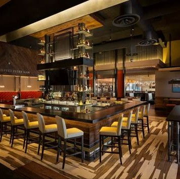 Del Friscos Grille Happy Hour