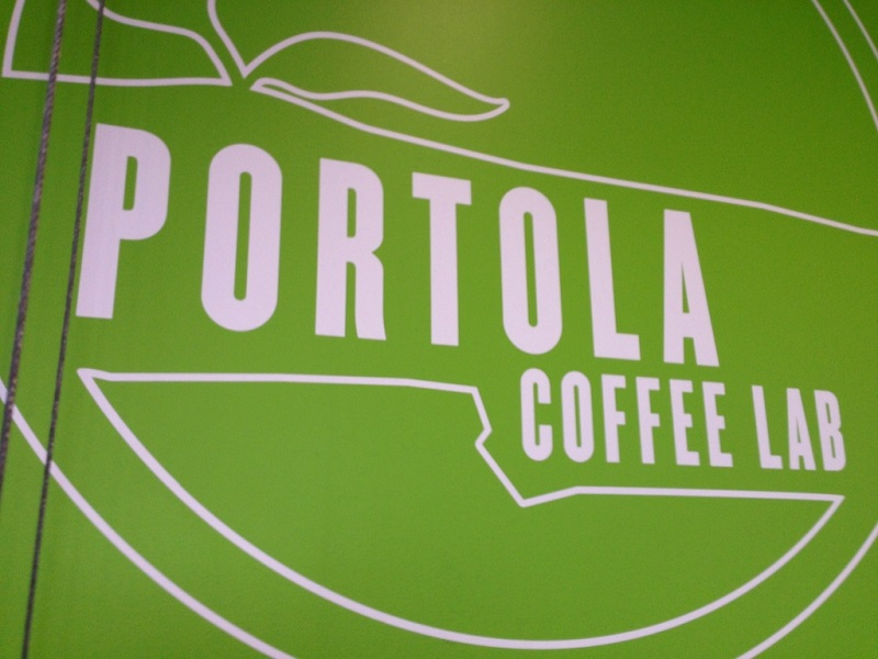 Portola Coffee Lab - Santa Ana Logo