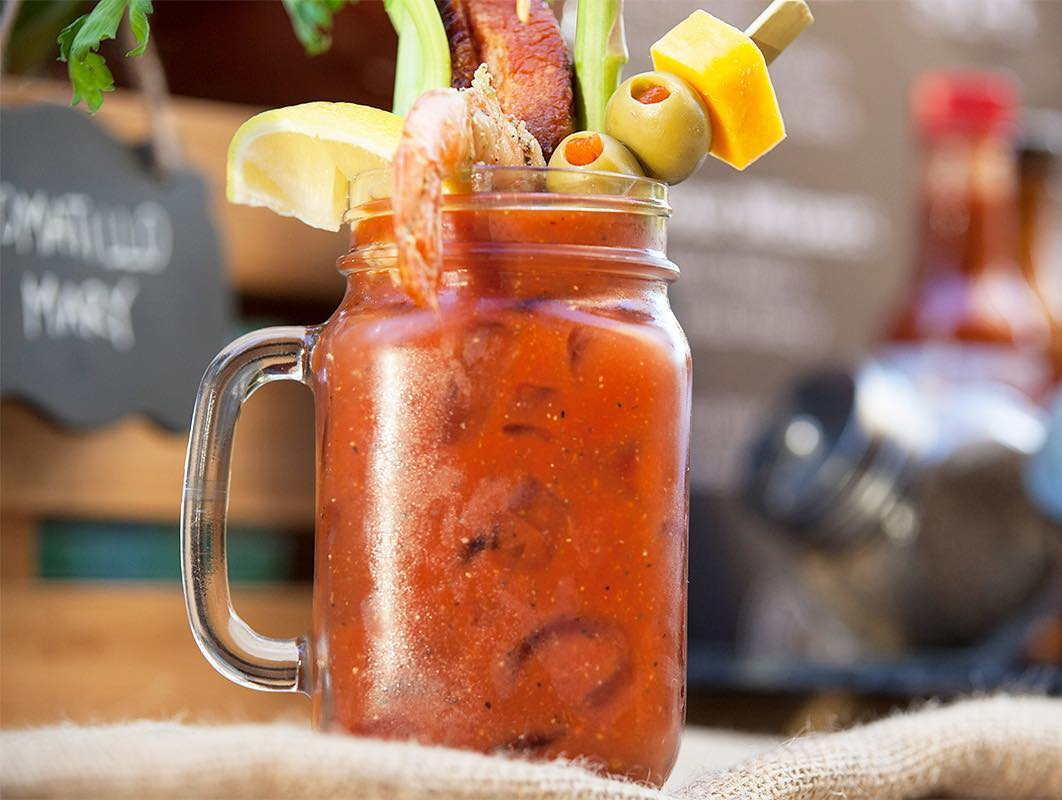 Hotel Irvine Eats Kitchen Bloody Mary