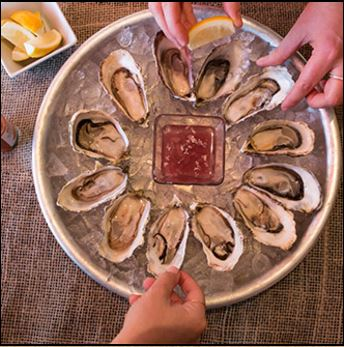 $1 Buck Shuck of Fresh, Delicious Oysters @ Hotel Irvine - Irvine | Irvine | California | United States