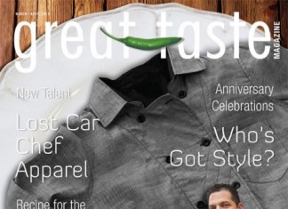 Great Taste Magazine 2015 March April Issue