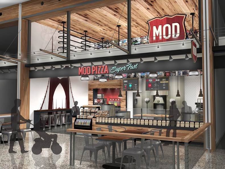 Mod Pizza - Huntington Beach 2