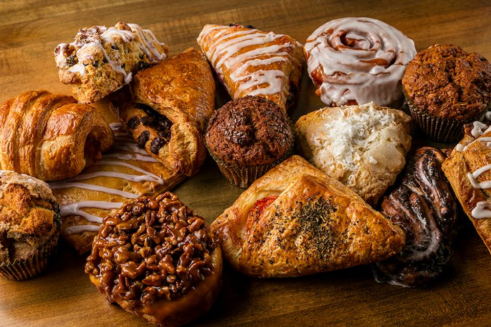 Blackmarket Bakery Pastries