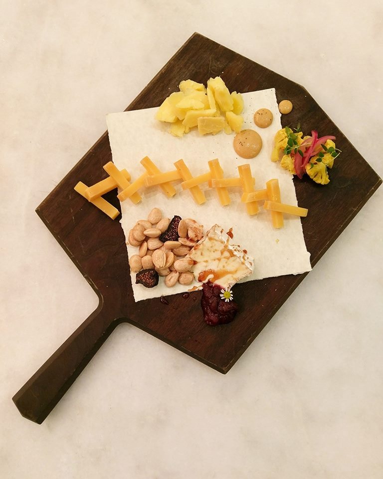 Bxcr Cheese Board