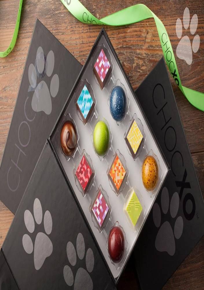 Chocxo Irvine Chocolate Box