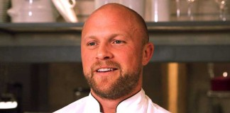 Top Chef 2016 Competitor Jeremy Ford