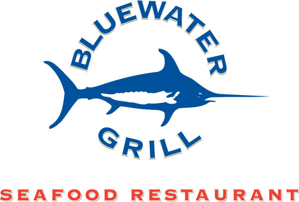 Bluewater Grill - Avalon Logo