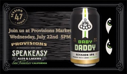 Speakeasy Ales & Lagers Takeover @ Provisions Market - Orange | Orange | California | United States