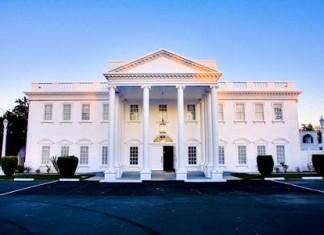 Anaheim White House (The) - Anaheim to Open West Wing