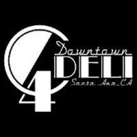 C4 Deli Cure Common Santa Ana logo