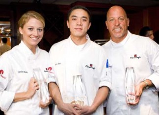 FLEMING'S ANNOUNCES CULINARY COMPETITION WINNERS