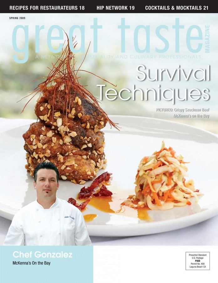 2009 Spring Issue Cover
