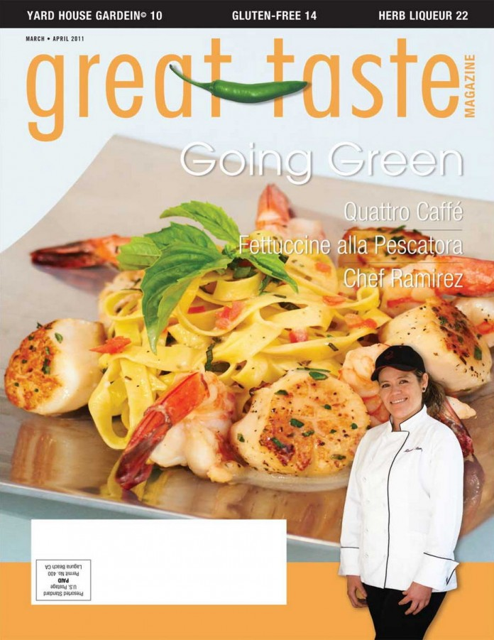 2011 March April Issue Cover