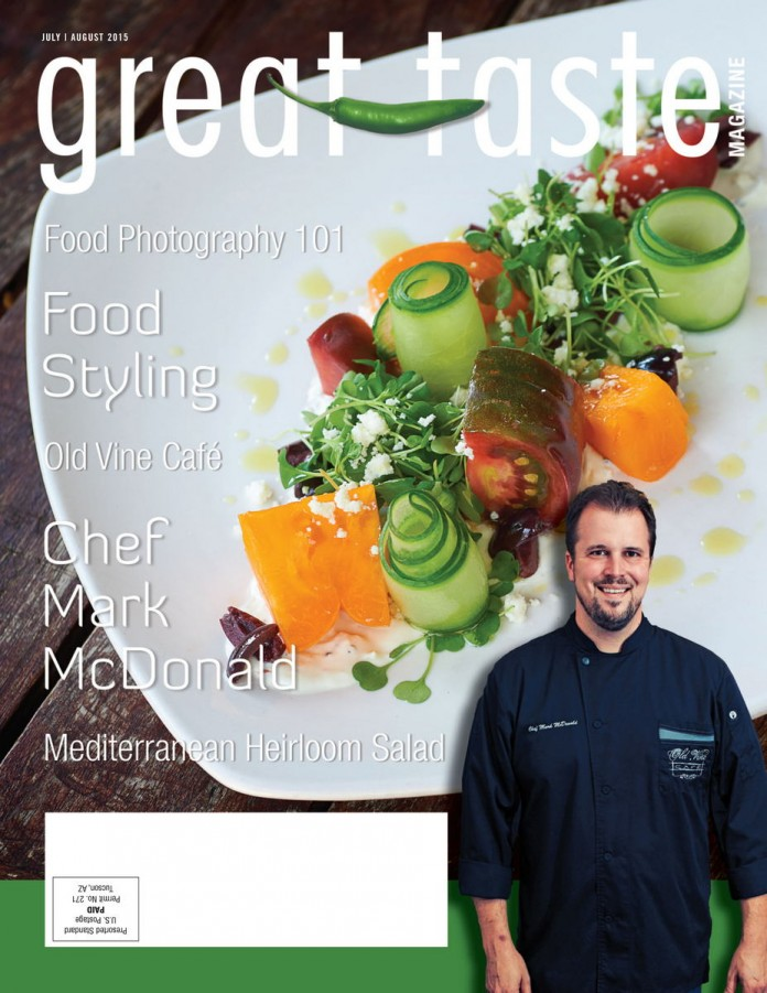 Great Taste Magazine 2015 July August Issue