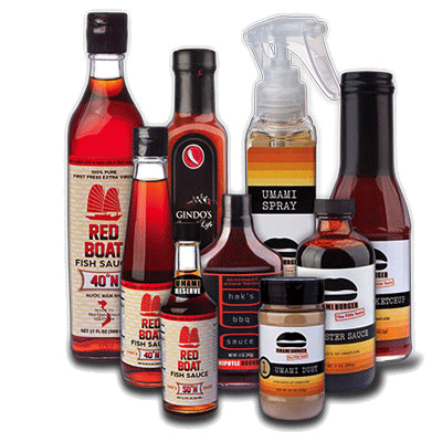 New Line of Umami Products Brings the Fifth Taste to Your Kitchen