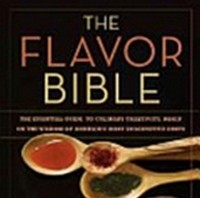 Flavor Bible Curtis Book