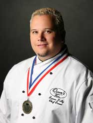 Southern California's Chef of the Year - James Kelly of Owen's Bistro