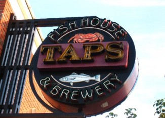 Taps Fish House & Brewery - Irvine Logo