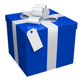 Gifting Blue