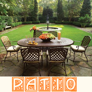 Patio Lawn and Garden