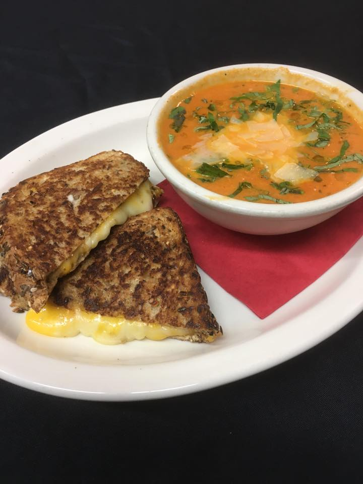 Campus JAX Soup And Sandwich Combo Special