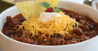 Chef Rich Mead – Cooking Super Bowl Chili With Chef Rich Mead