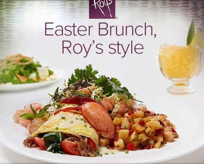 Roys Easter Brunch