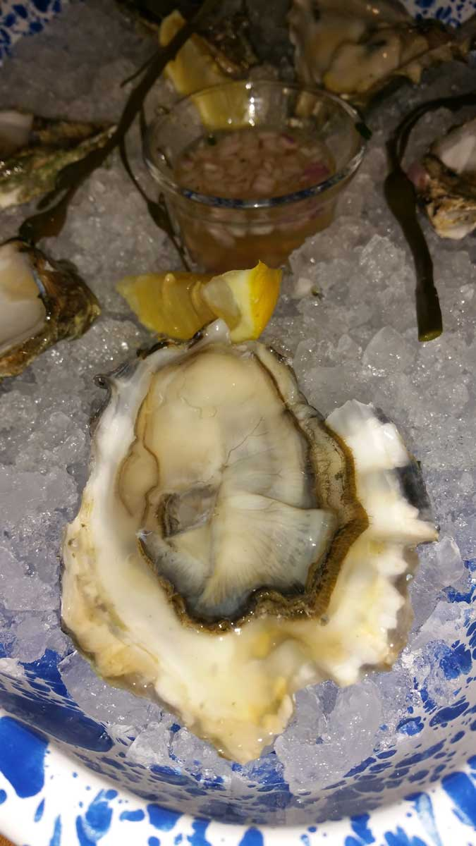 Ways & Means Oyster House Oyster