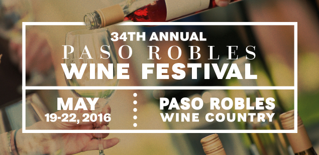 PASOROBLES WineFest HP MARQUEE