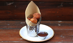 Lazy Dog Donut Holes