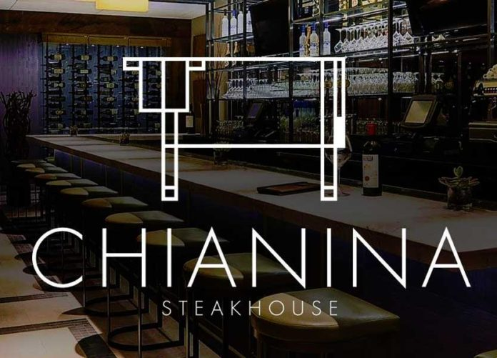 Chianina Steakhouse FATHER'S DAY - SUNDAY, JUNE 18, 2017 5:00 PM – 10:00 PM Bring the man in your life to Chianina Steakhouse for a prix-fixe dinner and a COMPLIMENTARY cheers on us -- all Fathers will receive a glass of Angel's Envy to celebrate the strength of fatherhood.