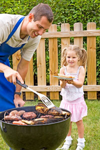 Grilling With Dad