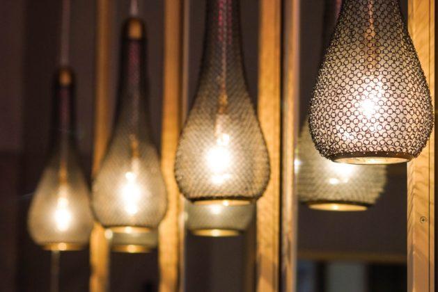 Cha Cha's Latin Kitchen Lighting