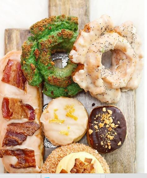 Donuts All