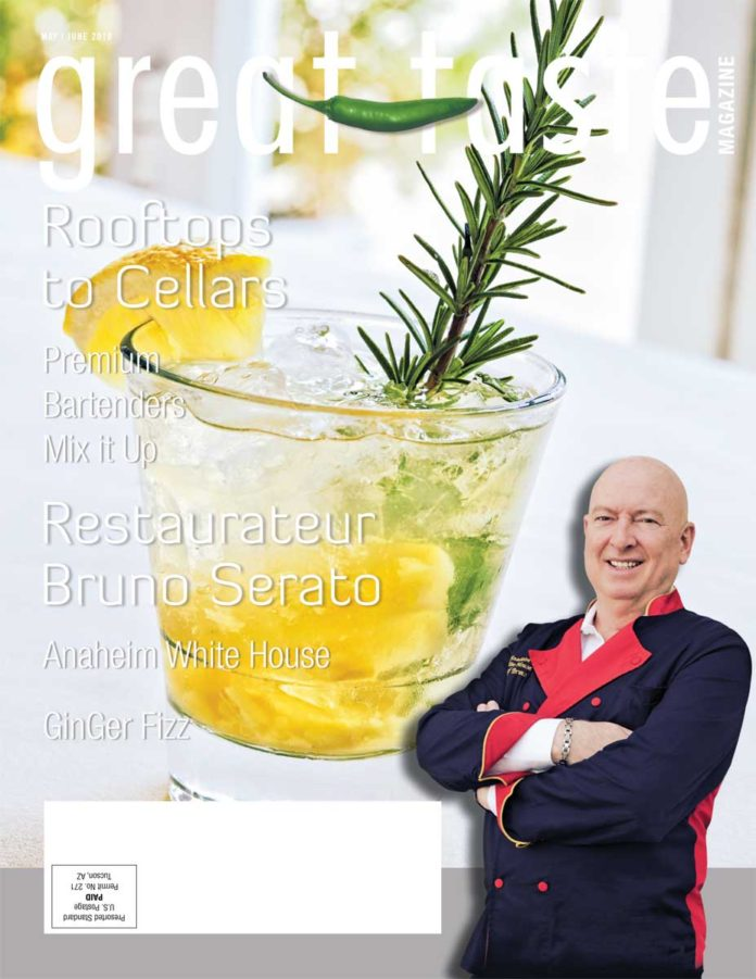 Great Taste Magazine 2016 May June Issue
