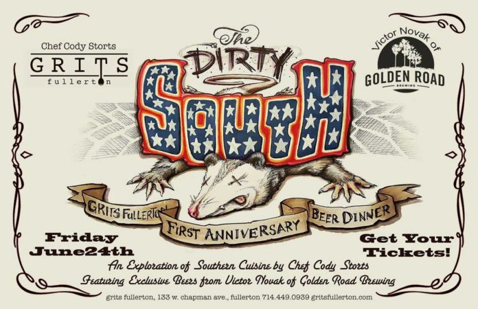 Grits Dirty South Dinner