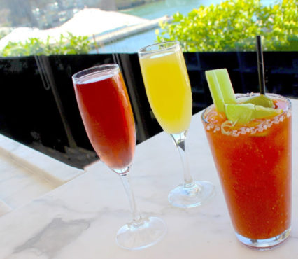 Back Bay Bistro Father's Day Champagne Brunch Buffet