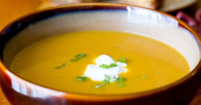 Cooking With Chef Mead Series Fall And Winter Soup From The Farmhouse